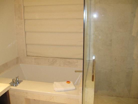 Kimpton EPIC Hotel: Bath and Shower