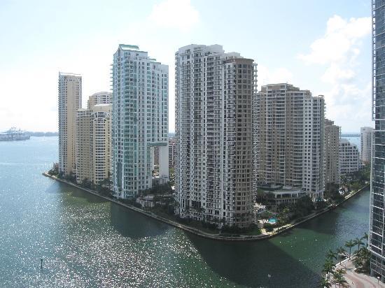 Kimpton EPIC Hotel: View from 22 floor