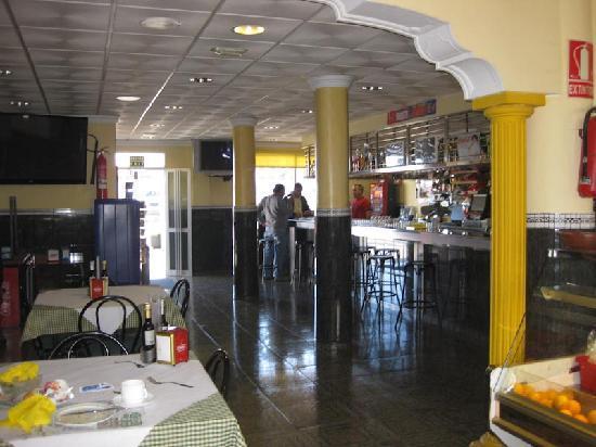Hotel - Bar Sonia: Bar Sonia (inside bar)