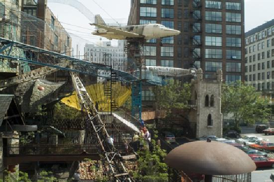 Saint Louis, มิสซูรี่: City Museum in downtown St. Louis