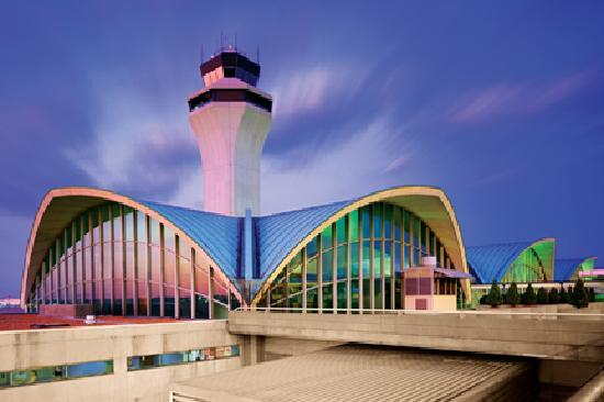 Saint Louis, Μιζούρι: Lambert-St. Louis International Airport