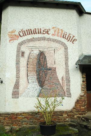 Gasthof-Hotel Schmause Mühle: Hotel.