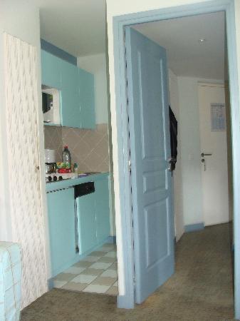 Pierre & Vacances Residenz Les Jardins de la Cote d'Opale: cuisine
