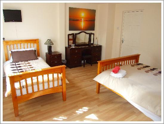 Amore Bed & Breakfast: bedroom 1