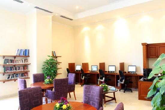 Jolie Ville Hotel & Spa - Kings Island, Luxor : Business center