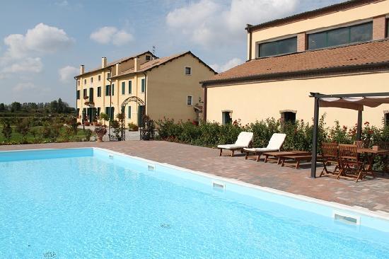 Fenil del Turco, Włochy: La nostra piscina