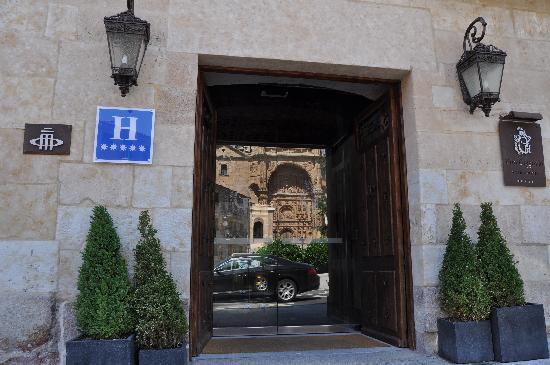 Grand Hotel Don Gregorio: fachada