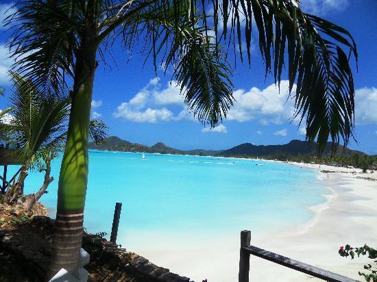 COCOS Hotel Antigua : Strand