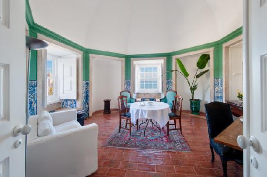 Palacio Belmonte: Suite Bartolomeu de Gusmão