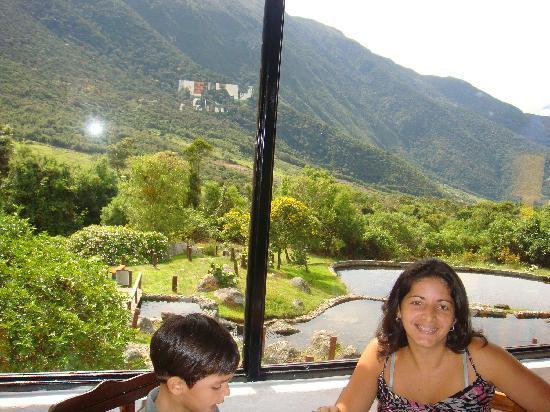 Hotel Paramo La Culata: Vista desde el restaurante