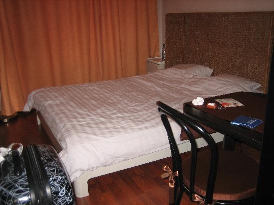 Nevsky Contour Hotel: chambre vue1