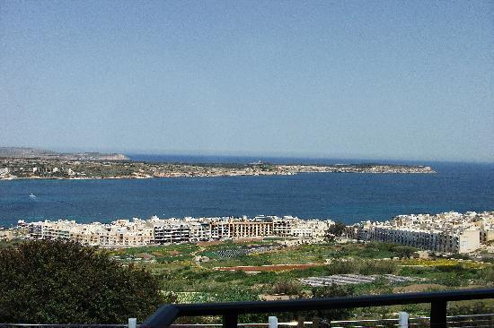 Panorama Hotel : The view from our balcony