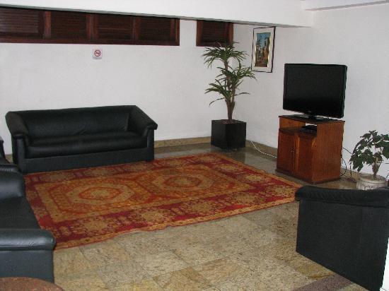 Sala De Tv Bem Simples ~ Sala de TV  Foto de Hotel São Bento, Belo Horizonte  TripAdvisor