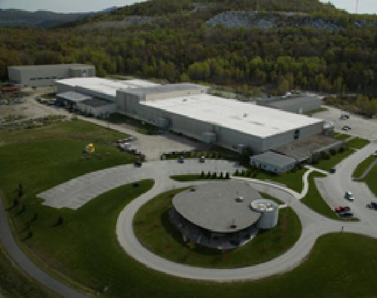Rock of Ages : Manufacturing Plant and Visitor Center