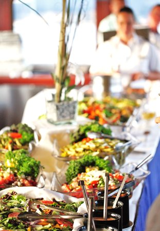 Harbour Cruises: Sunset Dinner Cruise Buffet