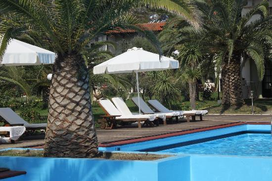 Assa Maris Bomo Club Hotel: pool area