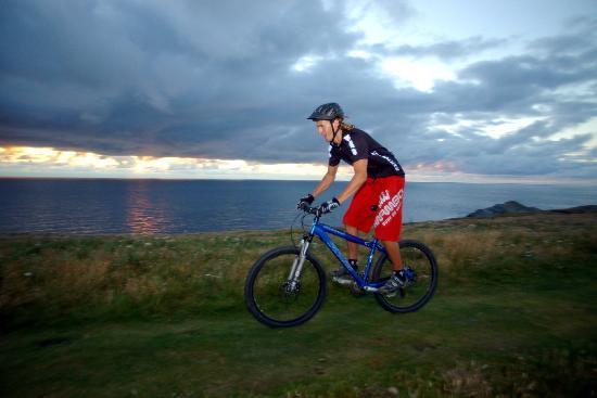 Mobius: Mountain Biking in Cornwall