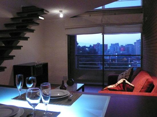 Plaza Suites Apartments: Foto de Loft
