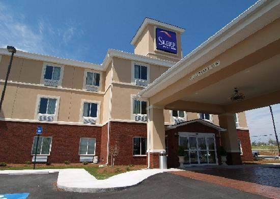 Sleep Inn & Suites Hiram: The Sleep Inn & Suites of HIram, GA