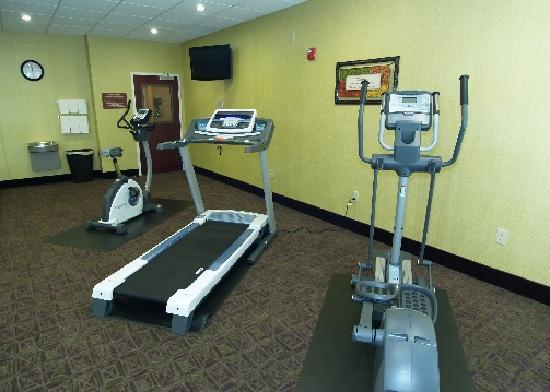 Sleep Inn & Suites Hiram: Fitness Room
