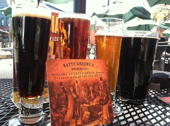 Natty Greene's Pub & Brewing: Natty Greene's Pub and Brewing Co.