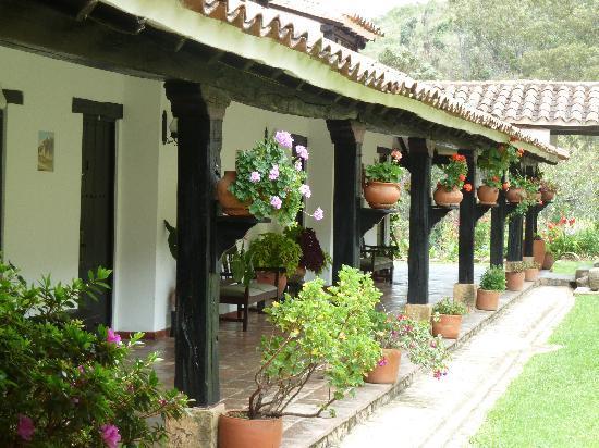 Hospederia Duruelo: Great location