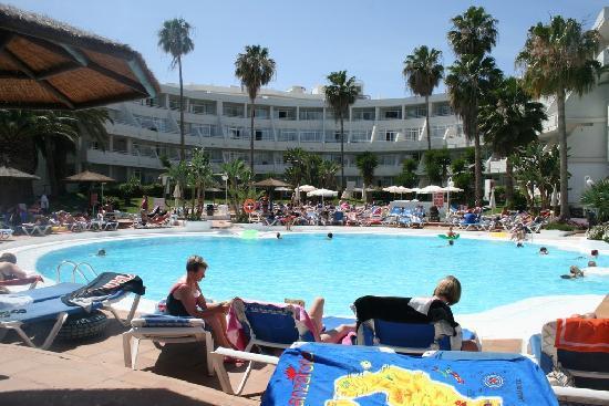 Nice beach - Picture of Sol Lanzarote All Inclusive, Puerto Del Carmen - TripAdvisor