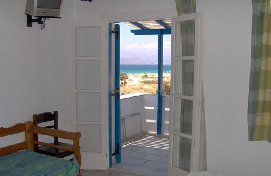 Alykes Studios, Agios Prokopios Naxos interior