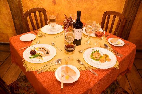Hotel Sierra Madre: Restaurante