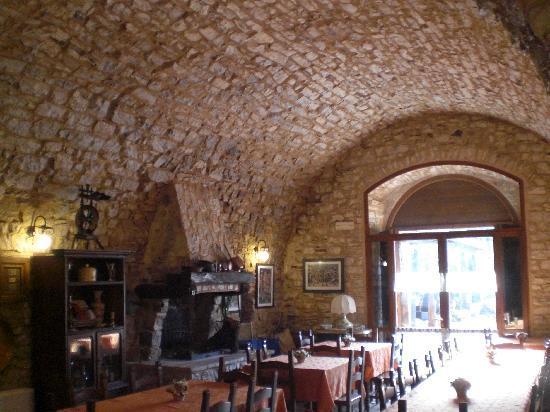 Agriturismo il Bastione : ristorante