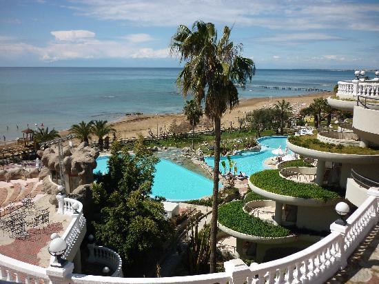Crystal Sunrise Queen Luxury Resort & SPA: Great view