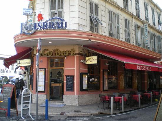 Restaurant le colbert a nice nizza ristorante recensioni numero di telefo - Restaurant di piu nice ...