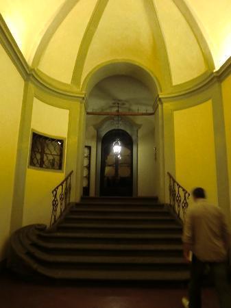 Residenza Fiorentina: entrée de l'hotel