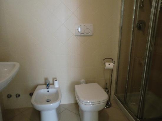 Residenza Fiorentina: salle de bain