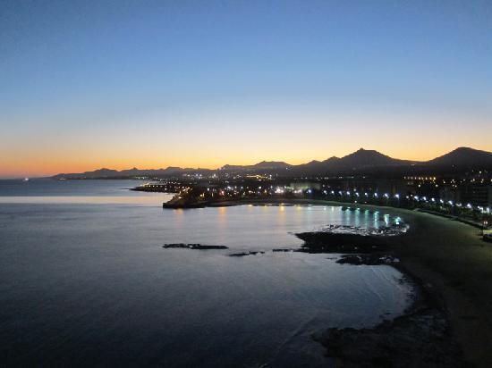 Arrecife Gran Hotel & SPA: sunset view