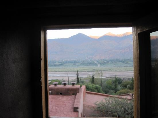 Cerro Chico: view from our window
