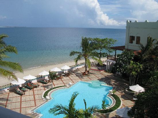 Zanzibar Serena Hotel : View from Room 304