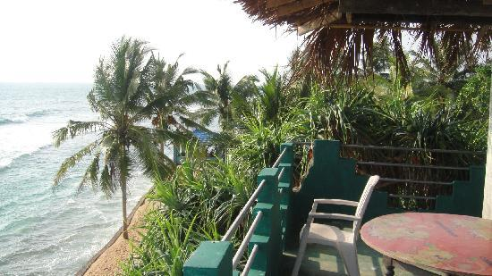 Beauty Coral Hotel: Top terrace