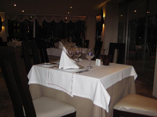 Las Gaviotas: Dining Room