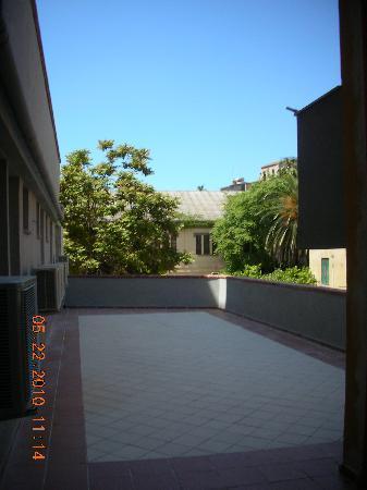 Lewisrooms: terrazza