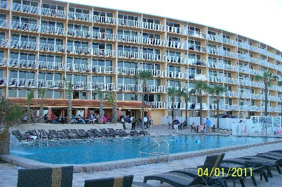 Holiday Inn Resort Daytona Beach Oceanfront Pool