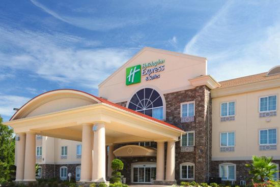 Holiday Inn Express Hotel & Suites Kilgore North: Exterior building