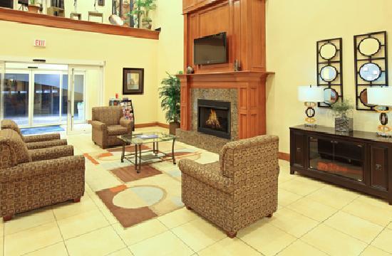 Kilgore, TX: lobby