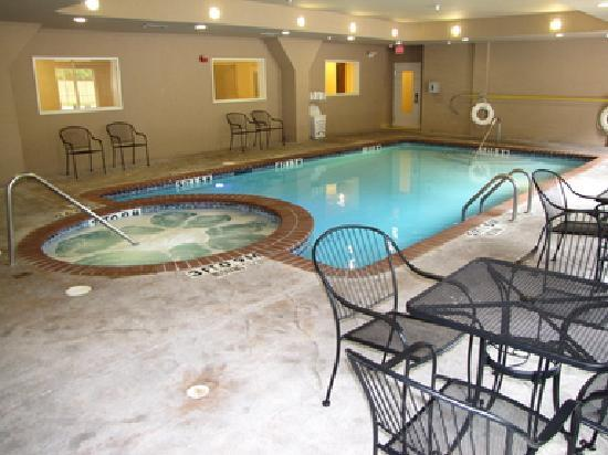 Holiday Inn Express Hotel & Suites Kilgore North: pool