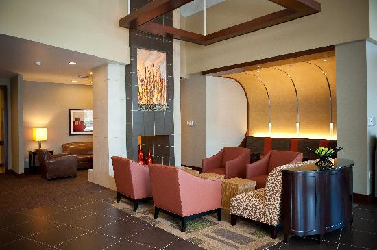Hyatt Place North Charleston: Hyatt Lobby