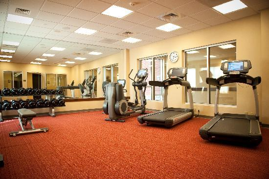 Hyatt Place North Charleston: Get your work out in at the Fitness Center located on site!