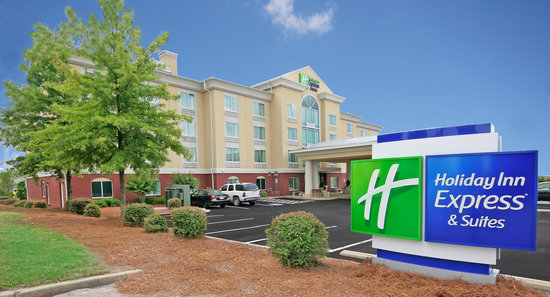 Holiday Inn Express Columbia I-26 at Harbison Boulevard : Holiday Inn Express Harbison