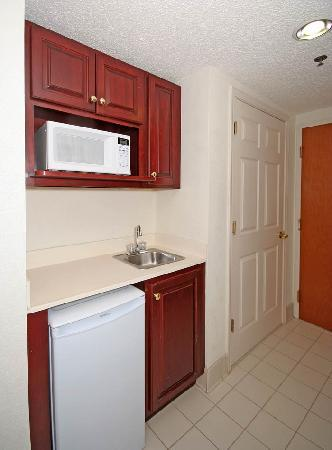 Holiday Inn Express Columbia I-26 at Harbison Boulevard : Kitchenette