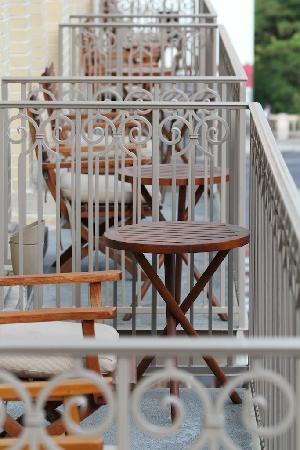Mokara Hotel and Spa: balcony shot