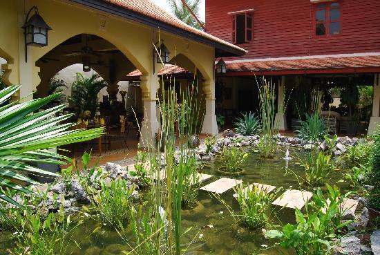 Pavillon d'Orient Boutique-Hotel: Restaurant